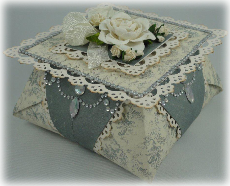 Origami Box Tara S Craft Studio