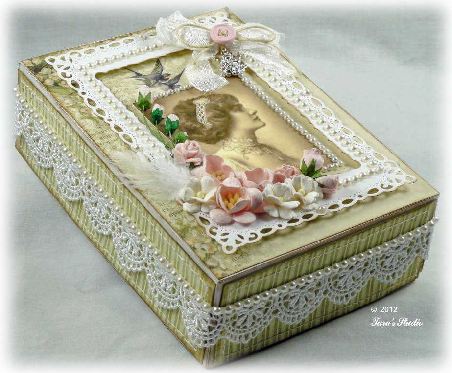 Decorative Boxes How To Make : How to make decorative boxes for gifts images
