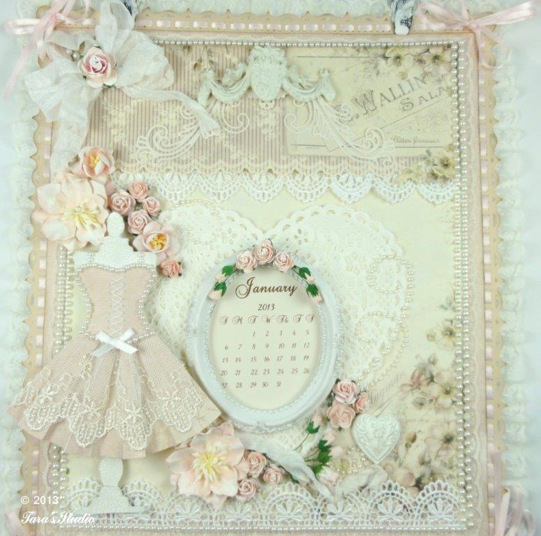 Taras Studio - Calendar 1 Jan 2013 img 6