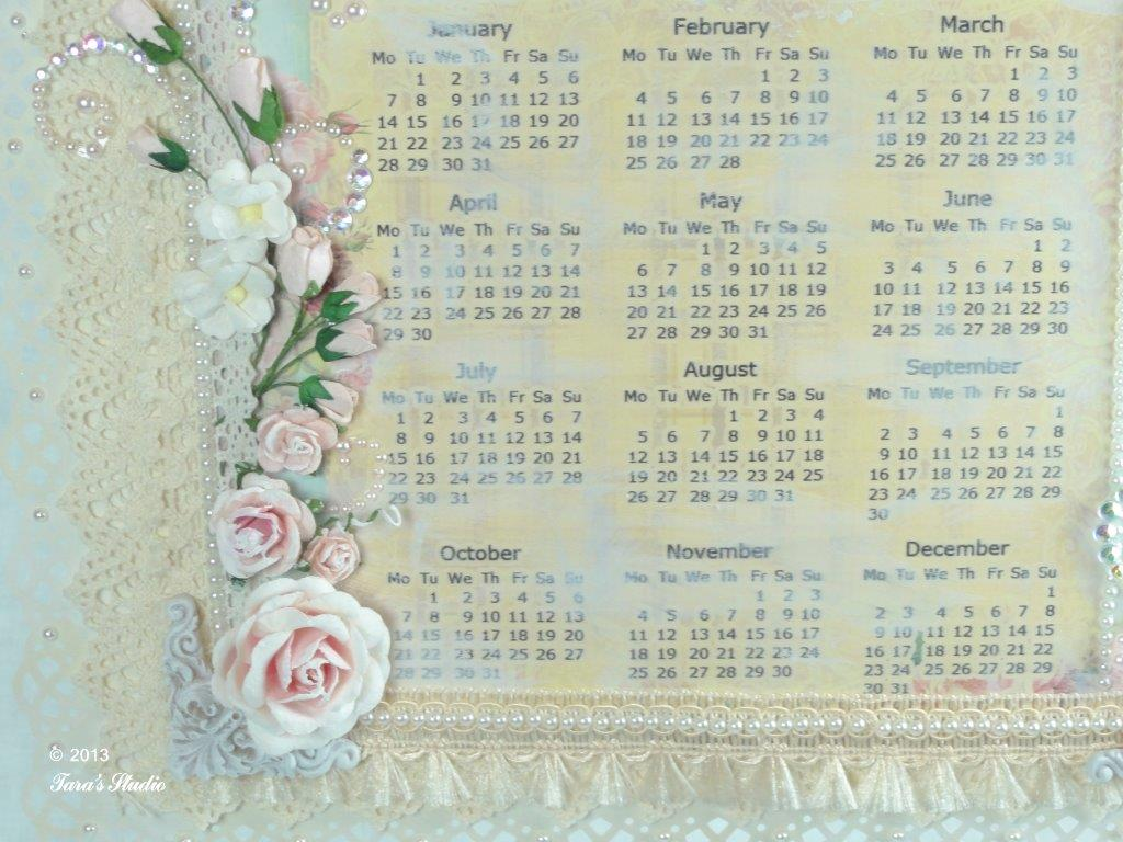Taras Studio - Calendar 2 Jan 2013 img 3