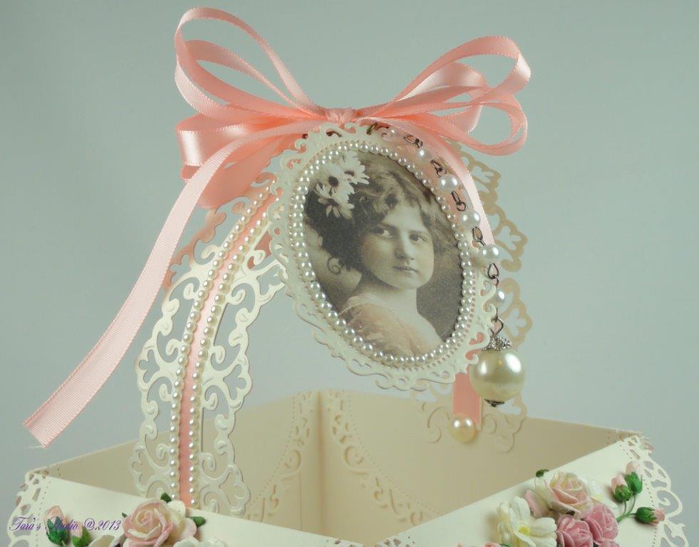 Tara's Card Studio Pink Basket Feb 2013 Img 6