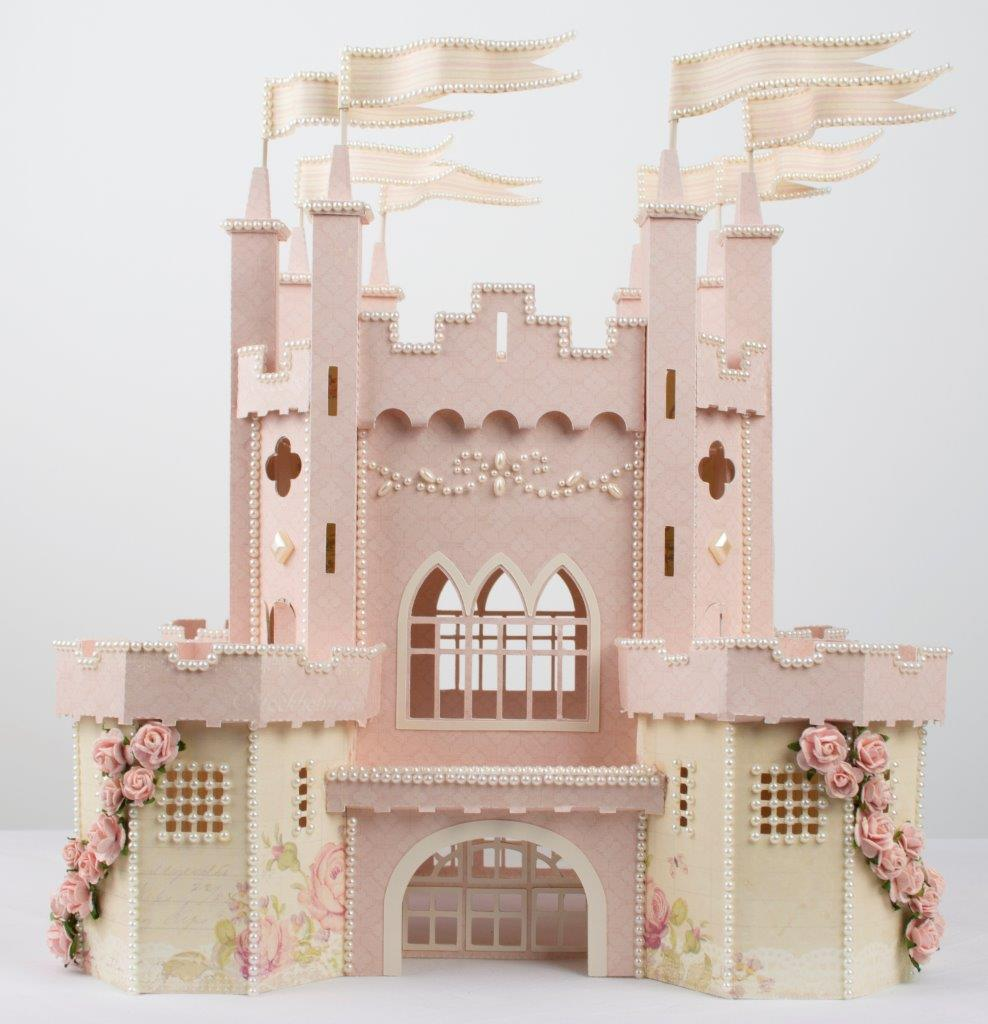 Caroline s fairytale castle tara 39 s craft studio Design a castle online