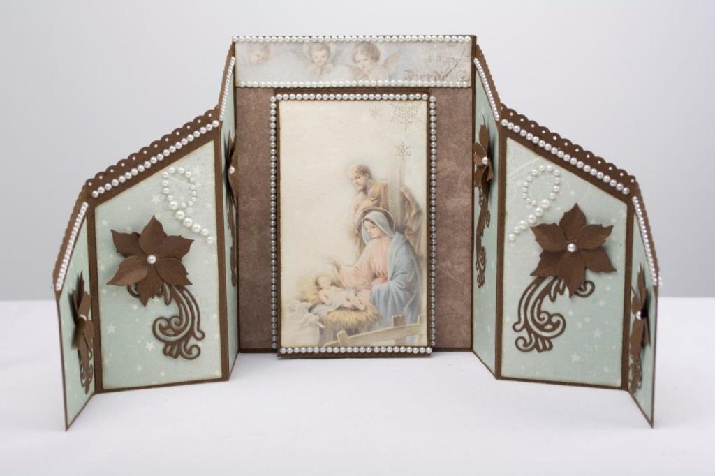 Christmas Card Tara's Studio Card  Img 19