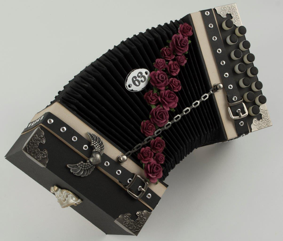 Steampunk Accordion3 Tara Brown